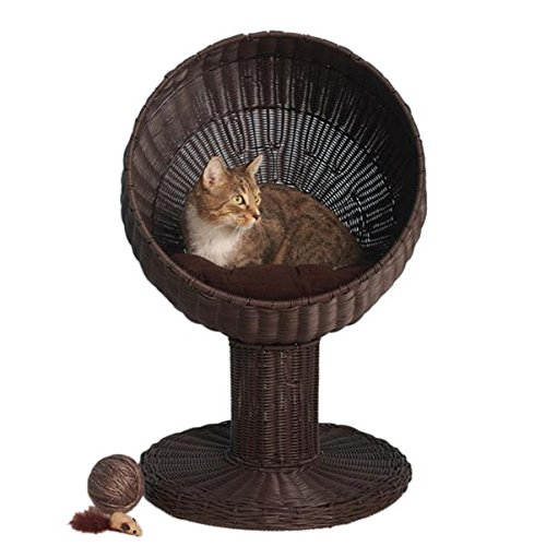Kitty Ball cat bed from Refined Feline