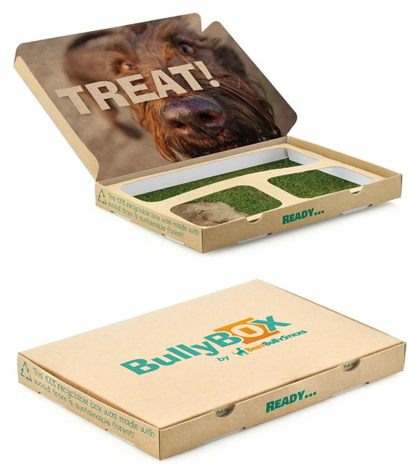 Bully Box Sampler for Dogs
