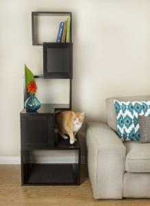 Elegant Modern Cat Condo