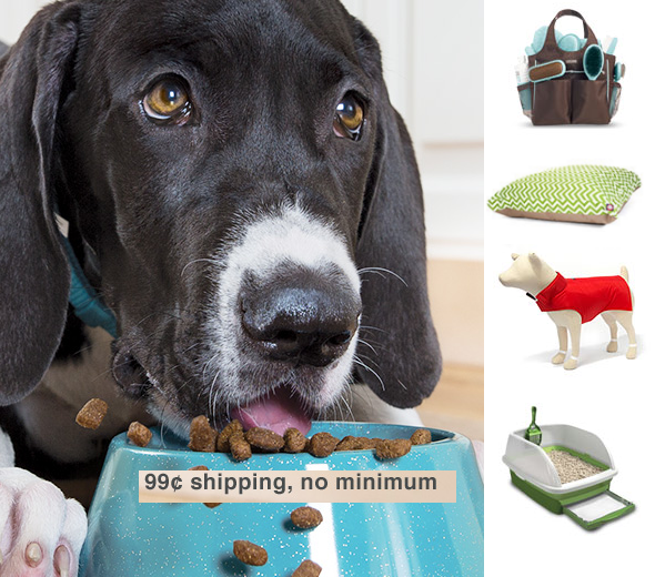 Petsmart 99 cent shipping
