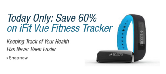 iFit Fitness Tracker Deal