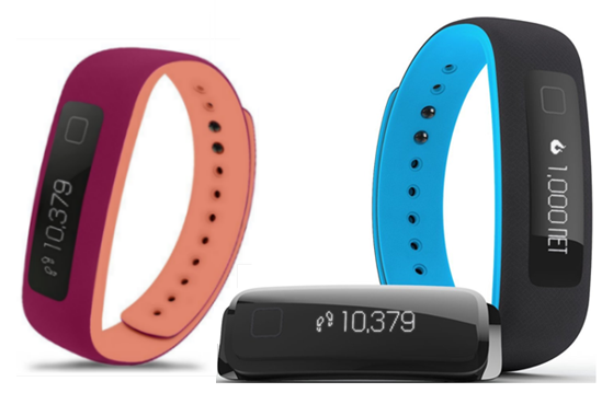 iFit Tracker Colors