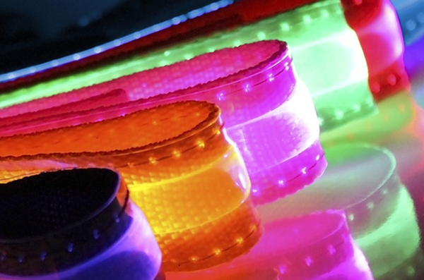 Colorful LED Pet Collars