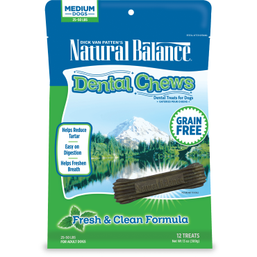 Fresh and Clean Dental Chews