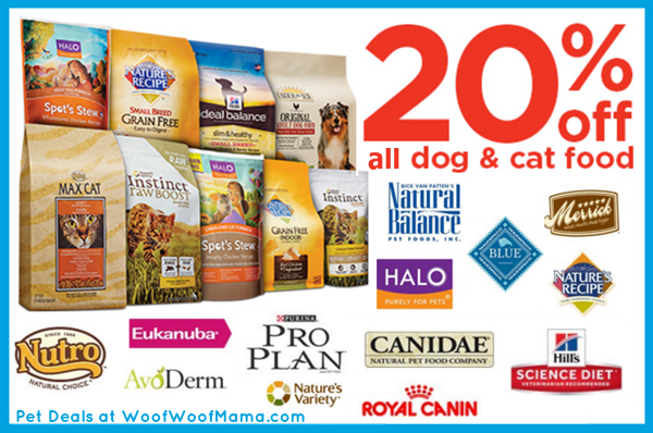 Pet Food Discount Code Petco
