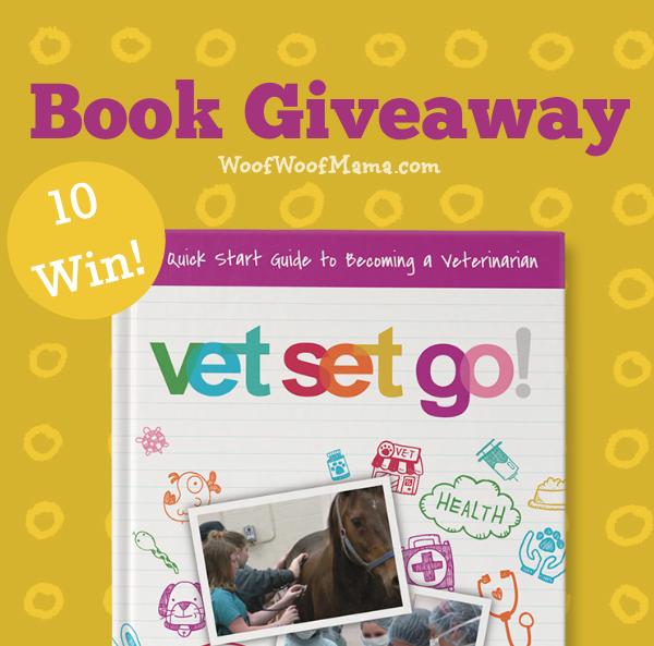 VetSetGo Book Giveaway