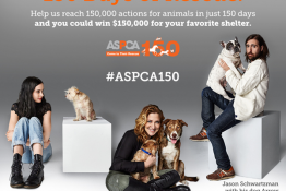 Rescue Pet Photo Contest + WIN $150,000 for Your Local Animal Shelter! #ASPCA150