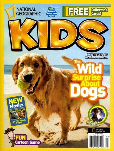 Nat Geo Mag for Kids