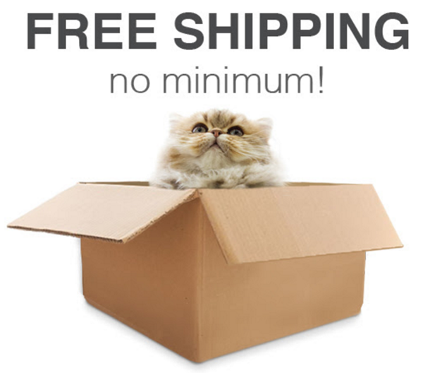 PetSmart Free Shipping Apr16