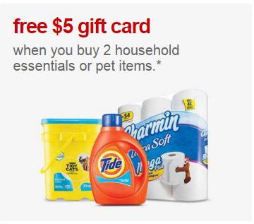 Target Pet Deal
