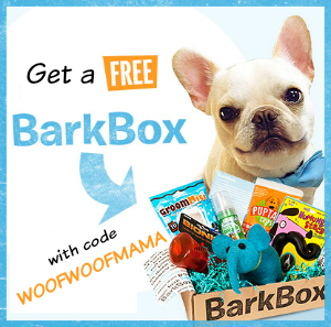 free barkbox code 2016