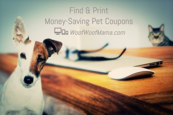 Find and Print Pet Coupons