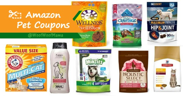 Amazon Coupons for Pets