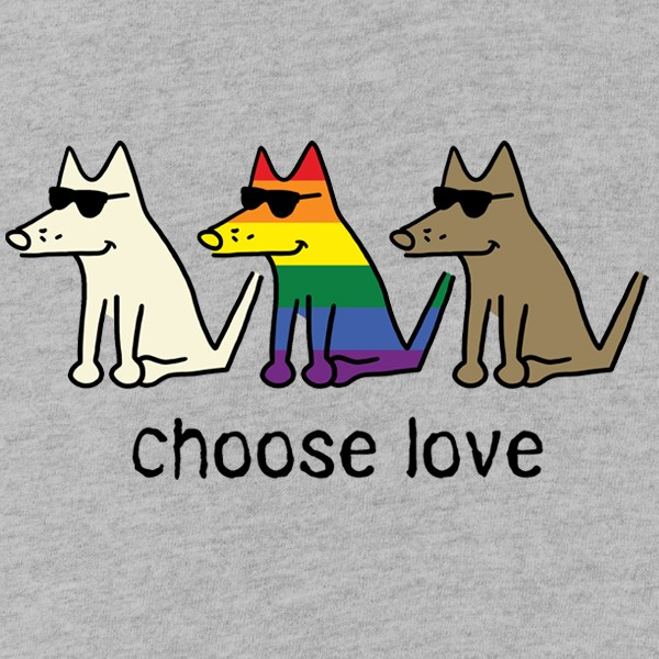 Choose Love Orlando Charity Tee