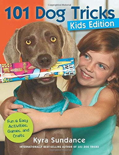 Dog Tricks Kids Book