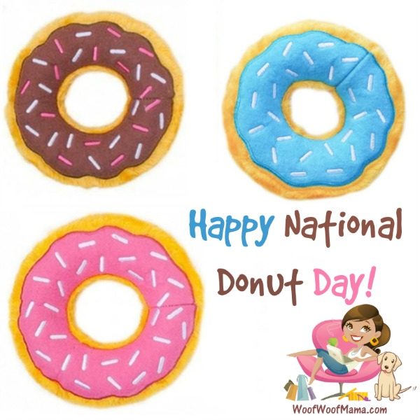 National Donut Day for Dogs