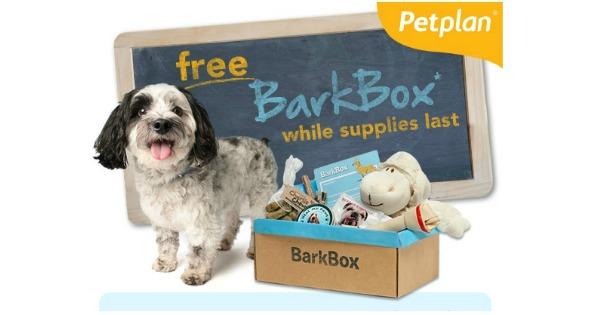 PetPlan Promo Code Free BarkBox