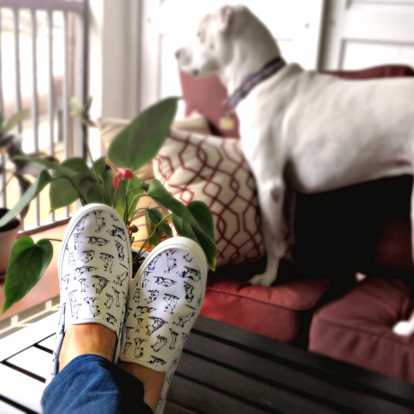 Shoodles Dog Lover Shoes