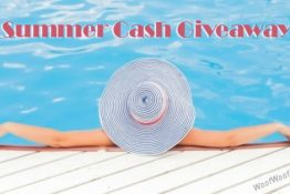 What Would You Do with Some Extra Summer Cash? Enter to WIN $100!
