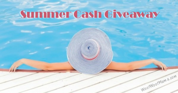 Summer PayPal Cash Giveaway