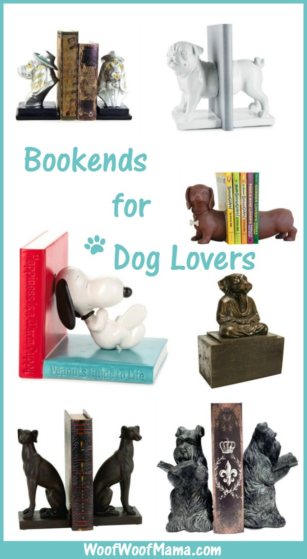 dog bookends list