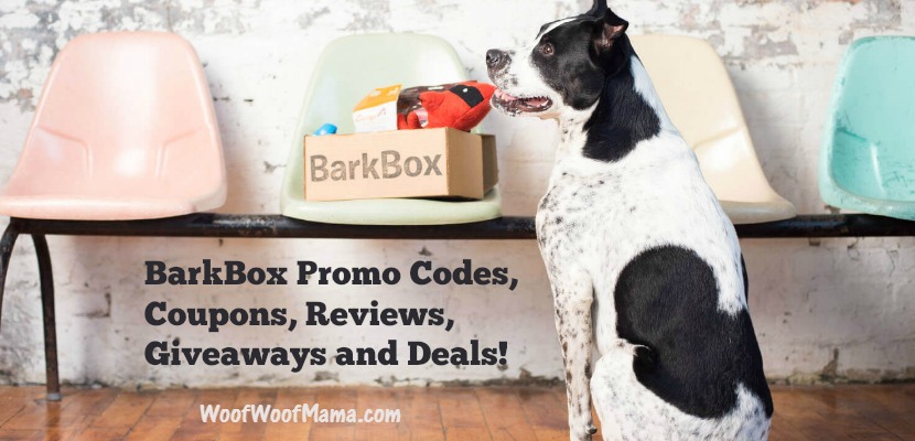 BarkBox Promo Codes Deals and Reviews