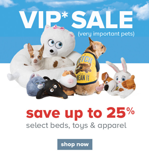 SALE on exclusive The Secret Life of Pets products