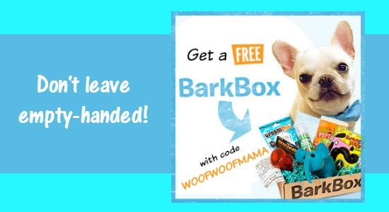 Click to Get a FREE BarkBox of Toys, Treats and Goodies for Your Dog!