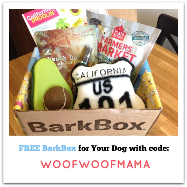 BarkBox Coupon Code Fall 2016