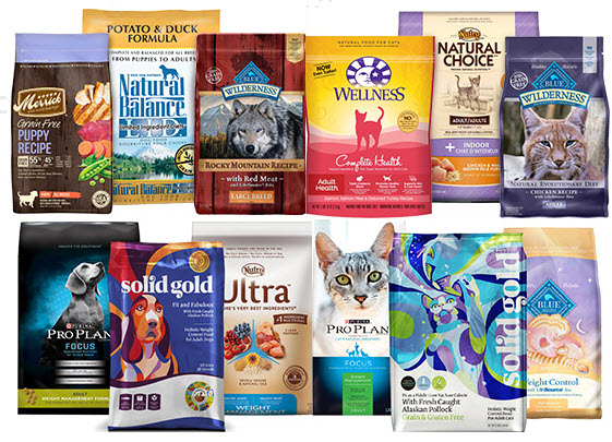 Natural Pet Food Sale