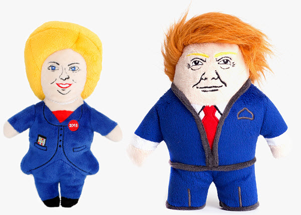 Presidential-Candidate-Dog-Toys