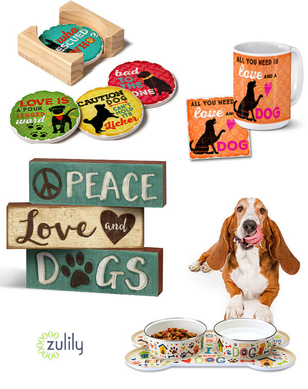 great dog deals zulily