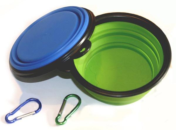 pet travel bowls