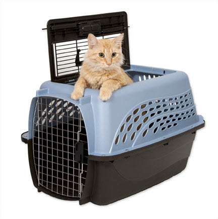 pet travel kennel carrier