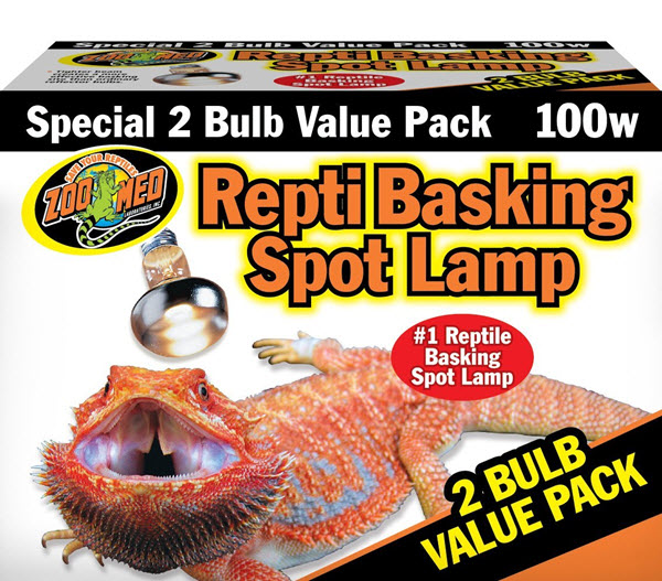 reptile spot lights