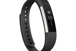 Get Moving and Stay on the Right Track: Fitbit Alta Fitness Tracker Giveaway