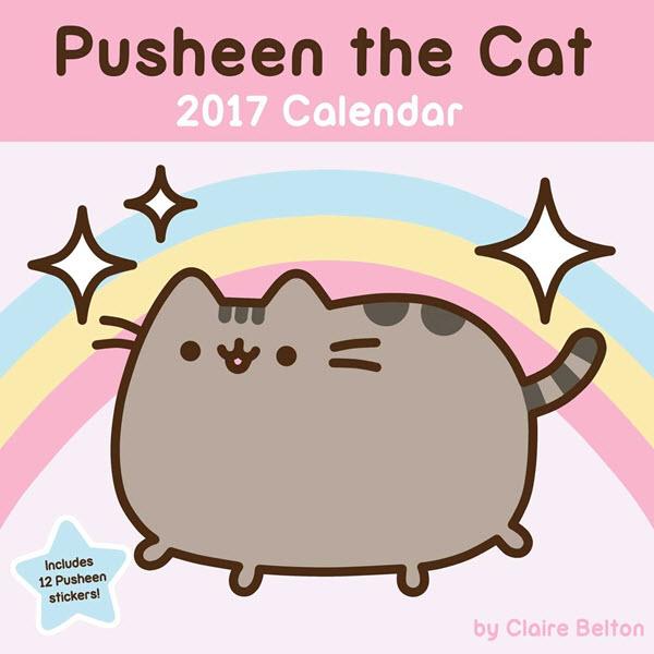 pusheen-calendar