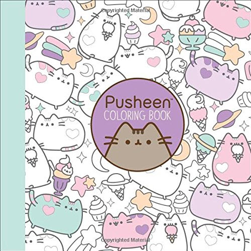 pusheen-coloring-book