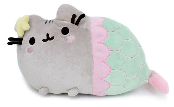 pusheen-mermaid