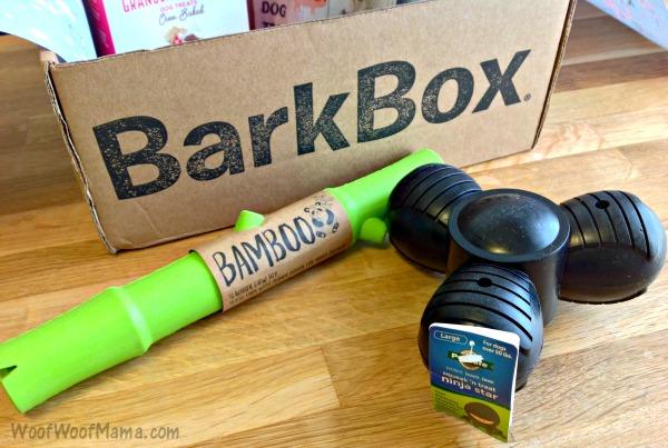 Barkbox Review Coupon Large Dog Subscription Box March