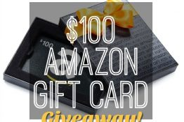 $100 Amazon Gift Card Giveaway #NationalPetMonth