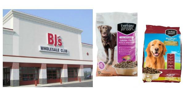 Berkley And Jensen Dog Food Coupons