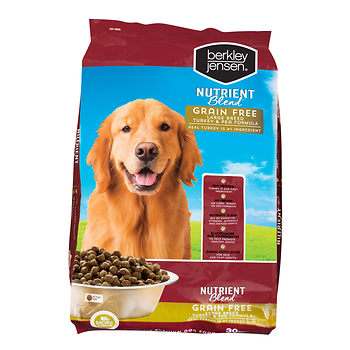 Berkley And Jensen Large Breed Dog Food