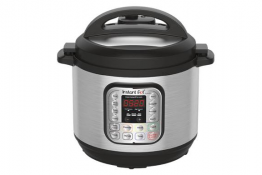 Gift Idea + Giveaway: Instant Pot 7-in-1 Programmable Pressure Cooker