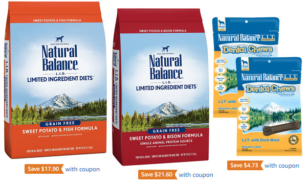picture regarding Natural Balance Printable Coupons named Organic and natural Equilibrium Discount coupons: $21 OFF Doggy Meals and Snacks Woof
