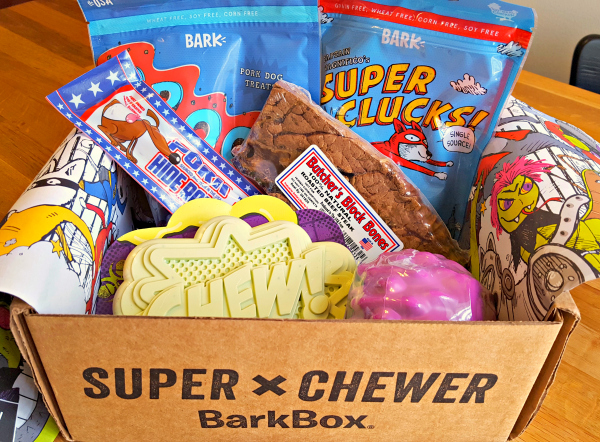 Promo codes woof woof mama the folks that make barkbox the top dog subscription box service around have designed a special subscription especially for dogs who need stronger dog solutioingenieria Image collections