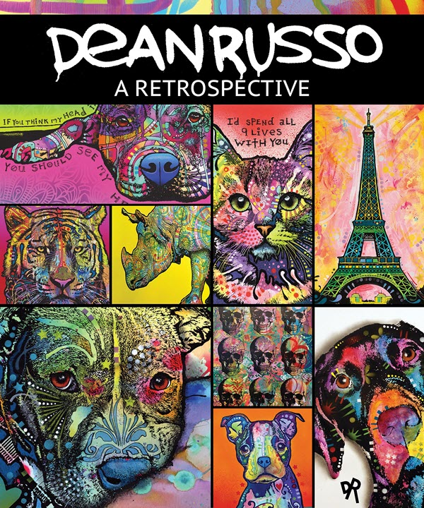 Dean Russo Animal Art Book