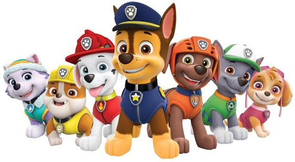 It's just a picture of Paw Patrol Printable in diy