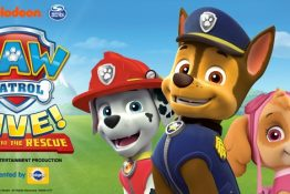 PAW Patrol Live! Coming to South Florida (Show News + Giveaway)
