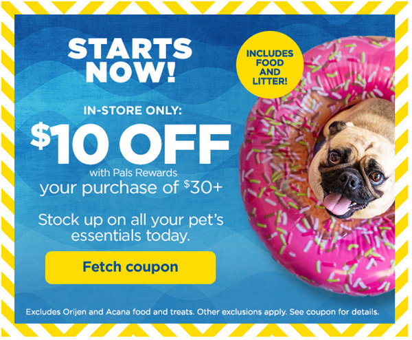 Printable Petco Coupon